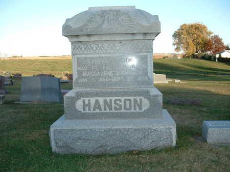 HANSEN, PETER - Shelby County, Iowa | PETER HANSEN