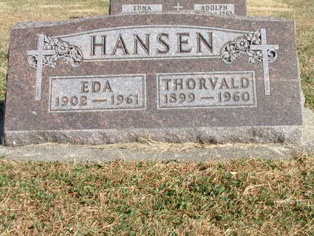 HANSEN, EDA - Shelby County, Iowa | EDA HANSEN