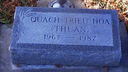 HAO, THUAN TRIEU QUACH - Shelby County, Iowa | THUAN TRIEU QUACH HAO