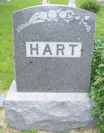 HART, JEROME & FANNY (LOT) - Shelby County, Iowa   JEROME & FANNY (LOT) HART