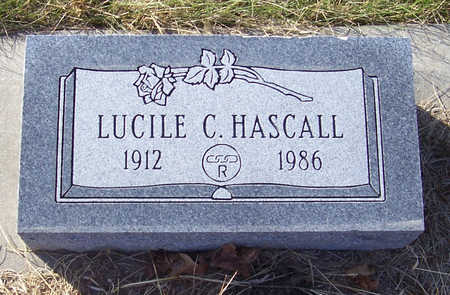 HASCALL, LUCILE C. - Shelby County, Iowa | LUCILE C. HASCALL