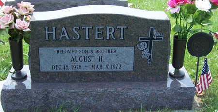 HASTERT, AUGUST H. - Shelby County, Iowa | AUGUST H. HASTERT
