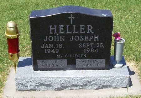 HELLER, JOHN JOSEPH - Shelby County, Iowa | JOHN JOSEPH HELLER