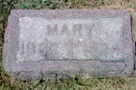 BOOK HELLER, MARY - Shelby County, Iowa | MARY BOOK HELLER