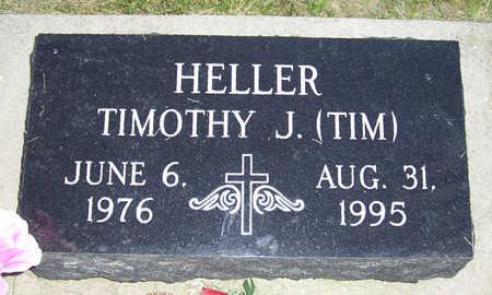 HELLER, TIMOTHY J. - Shelby County, Iowa | TIMOTHY J. HELLER