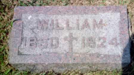HELLER, WILLIAM J. - Shelby County, Iowa | WILLIAM J. HELLER