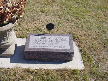 HEMPHILL, PERRY V - Shelby County, Iowa | PERRY V HEMPHILL