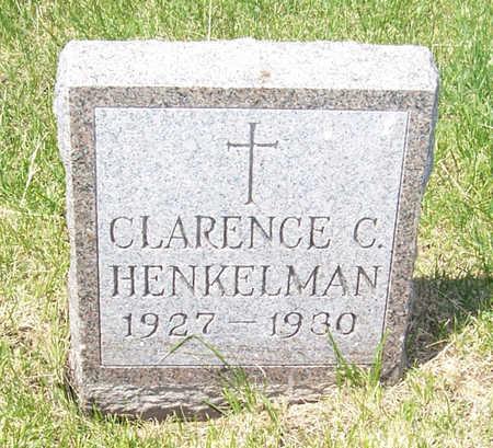 HENKELMAN, CLARENCE C. - Shelby County, Iowa | CLARENCE C. HENKELMAN