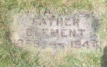 HENKELMAN, CLEMENT - Shelby County, Iowa   CLEMENT HENKELMAN