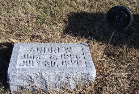 HENRICKSEN, ANDREW - Shelby County, Iowa | ANDREW HENRICKSEN