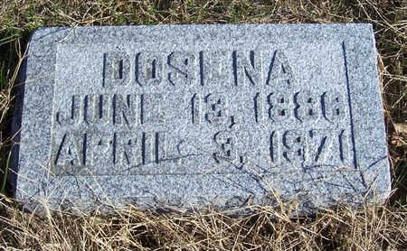 HENRICKSEN, DOSENA - Shelby County, Iowa | DOSENA HENRICKSEN