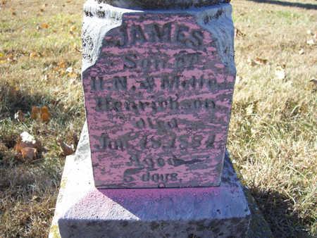 HENRICKSON, JAMES (CLOSE-UP) - Shelby County, Iowa | JAMES (CLOSE-UP) HENRICKSON