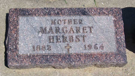 HERBST, MARGARET (MOTHER) - Shelby County, Iowa | MARGARET (MOTHER) HERBST