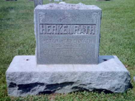 HERKENRATH, PETER - Shelby County, Iowa | PETER HERKENRATH