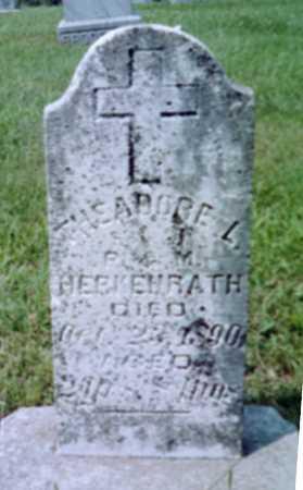 HERKENRATH, THEODORE L. - Shelby County, Iowa | THEODORE L. HERKENRATH