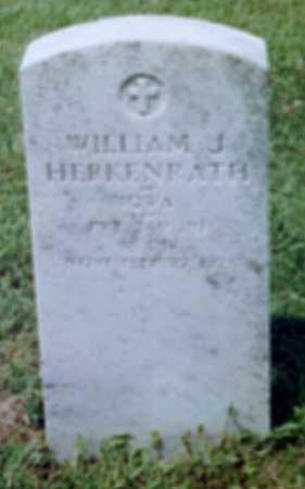 HERKENRATH, WILLIAM J. - Shelby County, Iowa | WILLIAM J. HERKENRATH