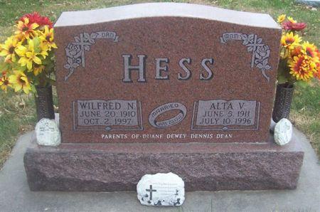 HESS, ALTA V - Shelby County, Iowa | ALTA V HESS