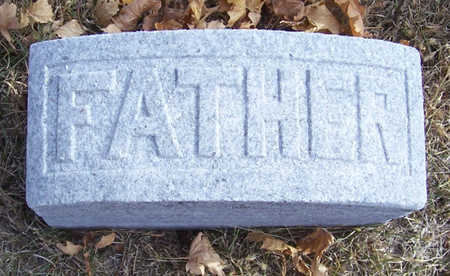 HILBORN, ISAAC (FATHER) - Shelby County, Iowa | ISAAC (FATHER) HILBORN
