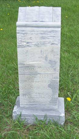HILL, ANNA M. - Shelby County, Iowa | ANNA M. HILL
