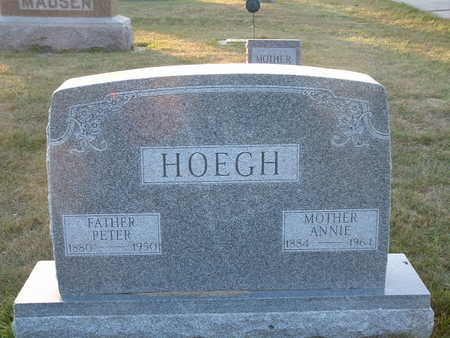 HOEGH, ANNE - Shelby County, Iowa | ANNE HOEGH