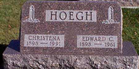 HOEGH, EDWARD C - Shelby County, Iowa | EDWARD C HOEGH