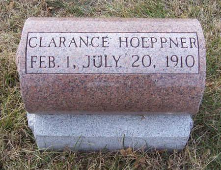 HOEPPNER, CLARANCE - Shelby County, Iowa | CLARANCE HOEPPNER