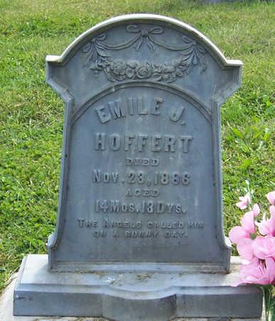 HOFFERT, EMILE J. - Shelby County, Iowa | EMILE J. HOFFERT