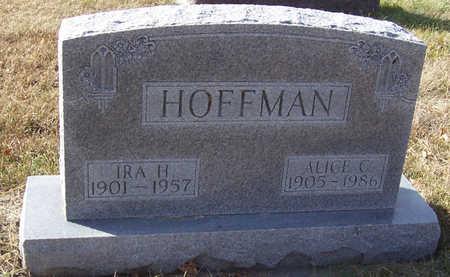 HOFFMAN, IRA H. - Shelby County, Iowa   IRA H. HOFFMAN
