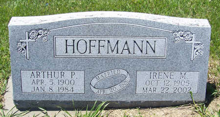 HOFFMANN, ARTHUR P. - Shelby County, Iowa | ARTHUR P. HOFFMANN