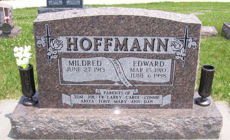 HOFFMANN, EDWARD - Shelby County, Iowa | EDWARD HOFFMANN