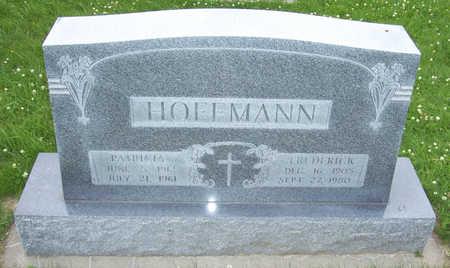 BUCKLEY HOFFMANN, PATRICIA A. - Shelby County, Iowa   PATRICIA A. BUCKLEY HOFFMANN