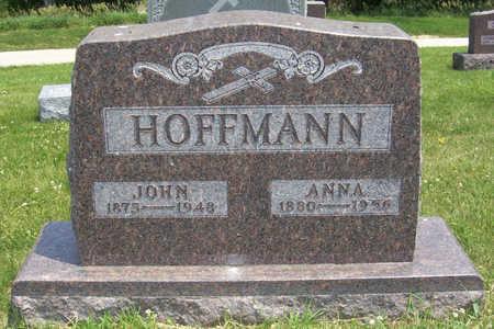 WINGERT HOFFMANN, ANNA - Shelby County, Iowa | ANNA WINGERT HOFFMANN