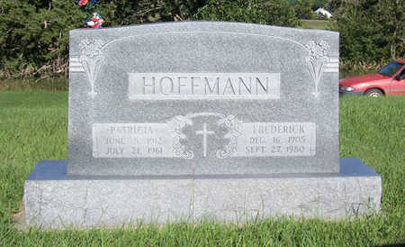 HOFFMANN, PATRICIA ANSELMA - Shelby County, Iowa | PATRICIA ANSELMA HOFFMANN