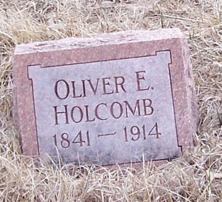 HOLCOMB, OLIVER - Shelby County, Iowa | OLIVER HOLCOMB