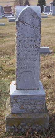 HOLDORF, MORIELA N. - Shelby County, Iowa | MORIELA N. HOLDORF