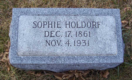 HOLDORF, SOPHIE - Shelby County, Iowa | SOPHIE HOLDORF