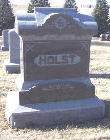 HOLST, (LOT) - Shelby County, Iowa | (LOT) HOLST