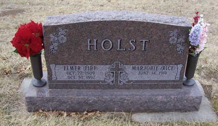 HOLST, MARJORIE - Shelby County, Iowa | MARJORIE HOLST