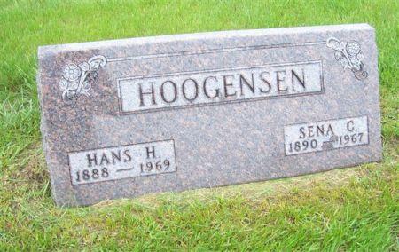 HOOGENSEN, SENA C. - Shelby County, Iowa | SENA C. HOOGENSEN