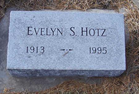 HOTZ, EVELYN S. - Shelby County, Iowa | EVELYN S. HOTZ