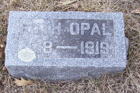 HOWARD, RUTH OPAL - Shelby County, Iowa | RUTH OPAL HOWARD