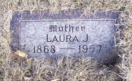 HOWLAND, LAURA J. (MOTHER) - Shelby County, Iowa | LAURA J. (MOTHER) HOWLAND