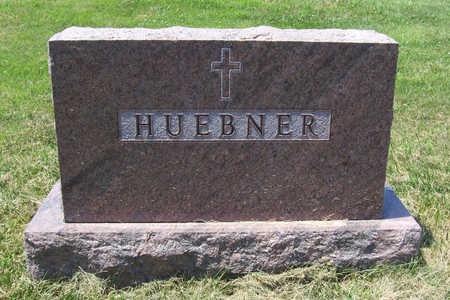 HUEBNER, JOHN A. & LENA (LOT) - Shelby County, Iowa | JOHN A. & LENA (LOT) HUEBNER
