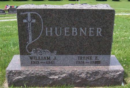 HUEBNER, IRENE E. - Shelby County, Iowa | IRENE E. HUEBNER
