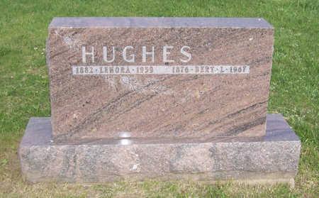 HUGHES, BERT L. - Shelby County, Iowa | BERT L. HUGHES