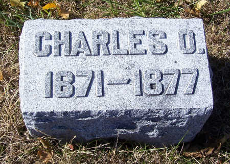 HUGHES, CHARLES O. - Shelby County, Iowa | CHARLES O. HUGHES