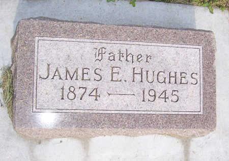 HUGHES, JAMES E. - Shelby County, Iowa | JAMES E. HUGHES