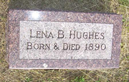 HUGHES, LENA B. - Shelby County, Iowa | LENA B. HUGHES