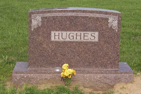 HUGHES, WILLIAM F. & MARY ANN (LOT) - Shelby County, Iowa | WILLIAM F. & MARY ANN (LOT) HUGHES