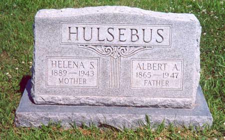 HULSEBUS, ALBERT A. - Shelby County, Iowa | ALBERT A. HULSEBUS